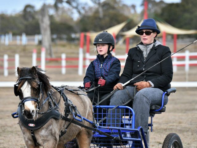 Young Driver Bungendore Dressage 2018 Linda Mace 2