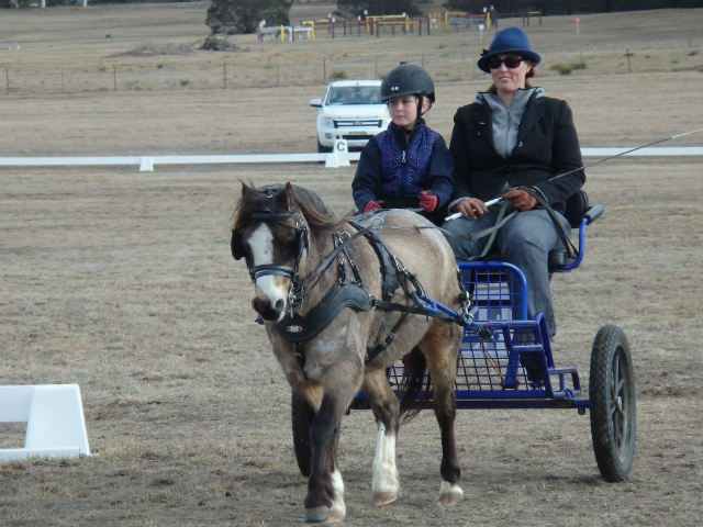 Young Driver Bungendore Dressage 2018 Sue Fraser 2